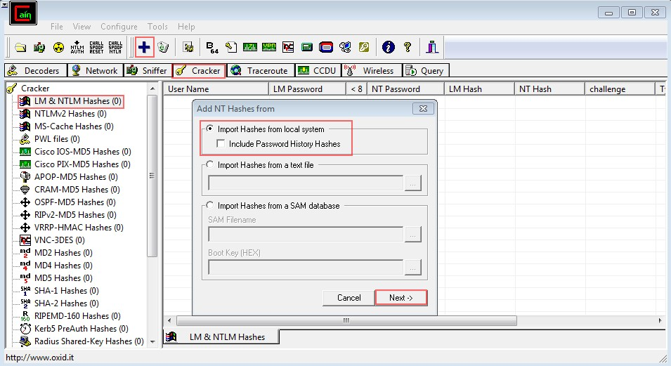acquiring-windows-password-hashes-using-cain-and-abel-on-local-admin-session-01