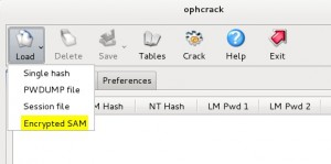 acquiring-windows-password-hashes-using-ophcrack-tool-12