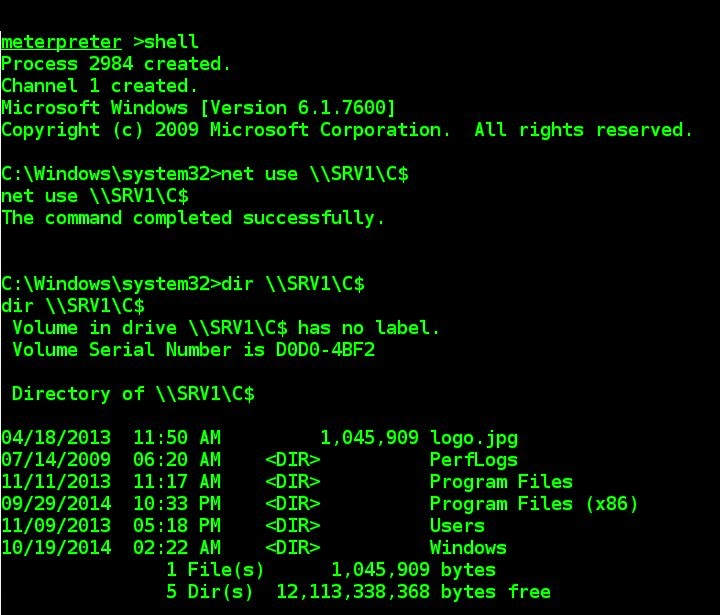 golden-ticket-generation-by-using-meterpreter-kiwi-extenion-and-mimikatz-tool-15