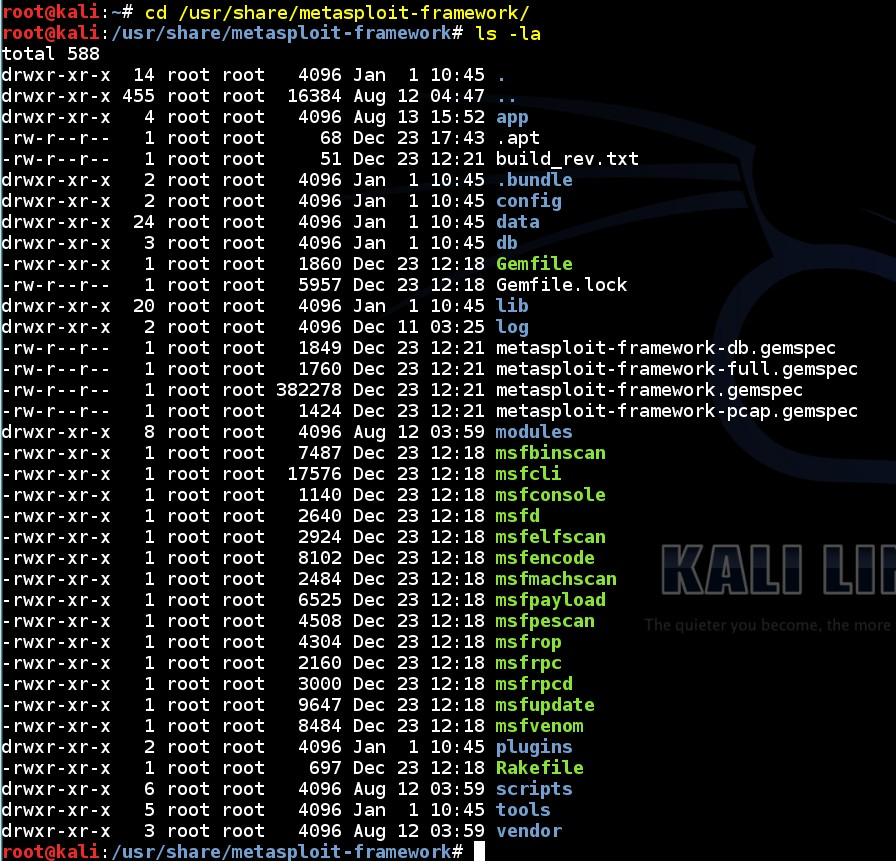 metasploit-fundamentals-msfcli-command-line-interface-01