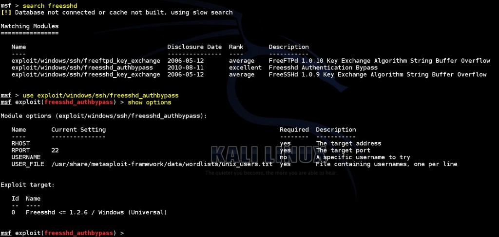 acquiring-meterpreter-shell-on-windows-by-using-msf-freesshd-authbypass-exploit-module-02