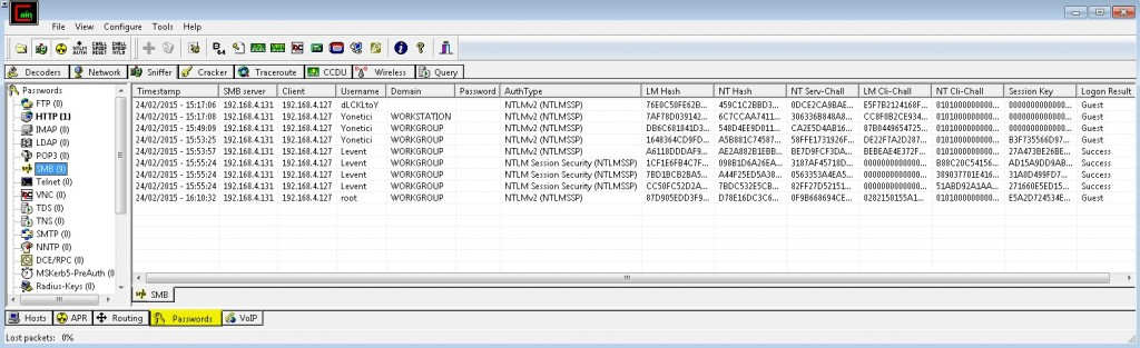 acquiring-sensitive-informations-on-the-same-subnet-by-using-cain-and-abel-tool-10