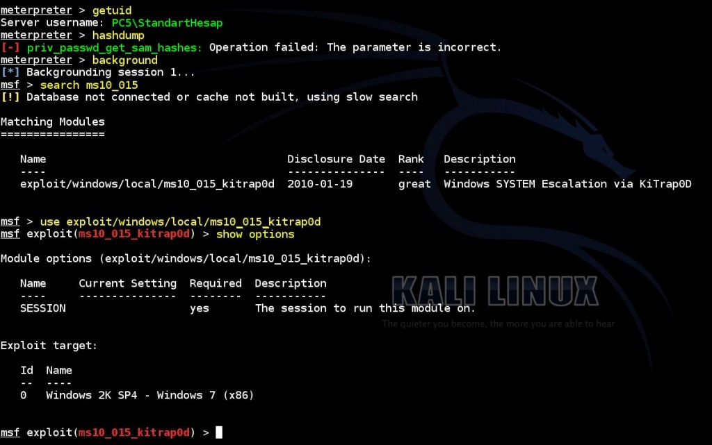 escalating-privileges-on-windows-by-using-msf-ms10-015-kitrap0d-exploit-module-01