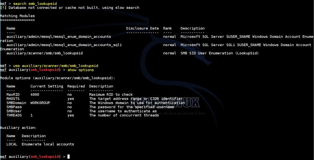 obtaining-local-users-of-windows-computers-using-msf-smb-lookupsid-auxiliary-module-01