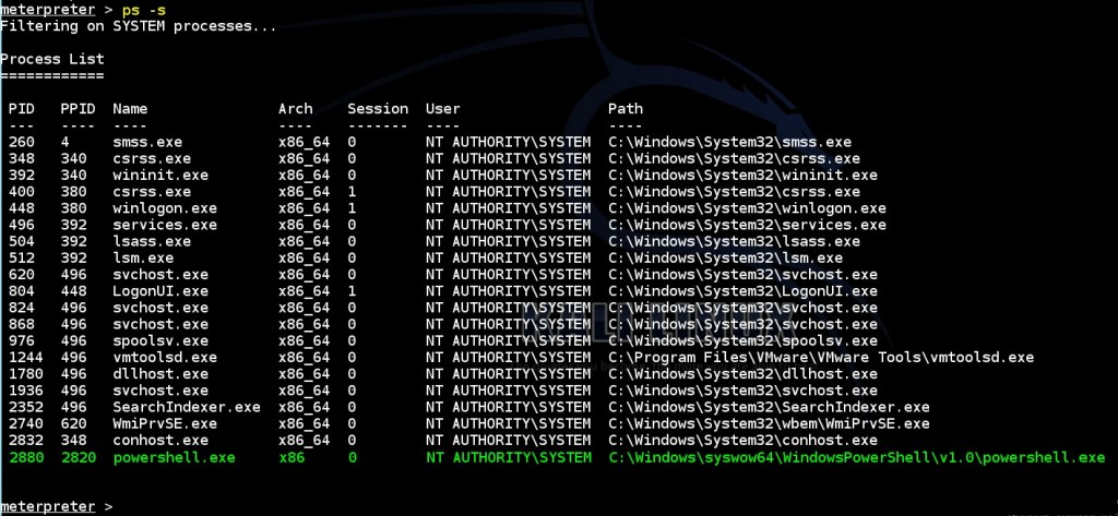 obtaining-meterpreter-session-by-using-obtained-authentication-informations-via-msf-psexec-psh-exploit-module-04
