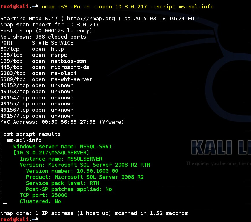detecting-mssql-server-and-identifying-port-number-that-mssqlserver-service-runs-using-nmap-commands-and-msf-modules-14
