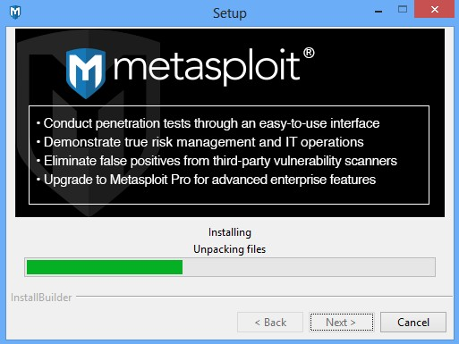 installing-metasploit-framework-community-edition-in-windows-8-18