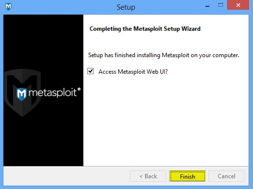 installing-metasploit-framework-community-edition-in-windows-8-19