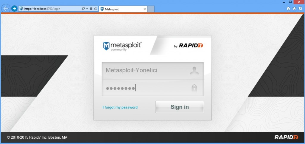 installing-metasploit-framework-community-edition-in-windows-8-25