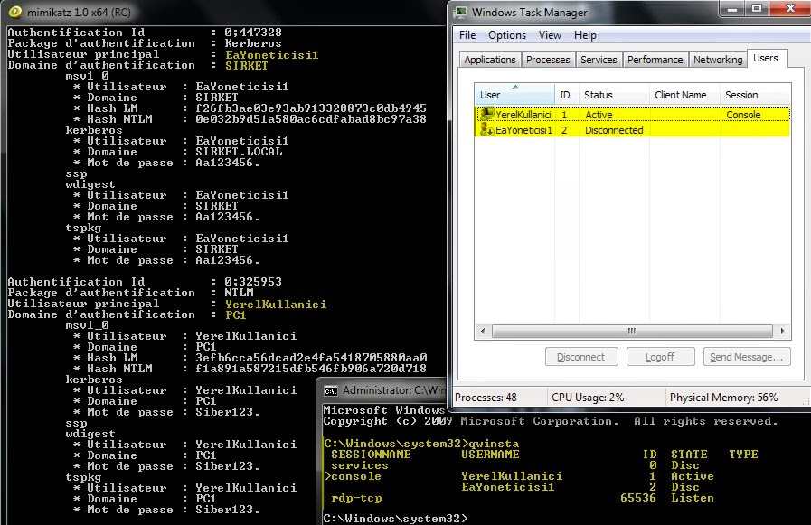 mitigating-wce-and-mimikatz-tools-that-obtain-clear-text-passwords-on-windows-session-04