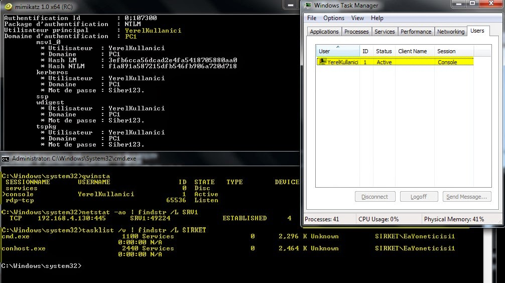 mitigating-wce-and-mimikatz-tools-that-obtain-clear-text-passwords-on-windows-session-24