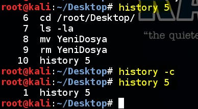 basic-linux-commands-history