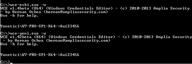 mitigating-wce-and-mimikatz-tools-that-obtain-clear-text-passwords-on-windows-session- with-microsoft-seucity-updates-06