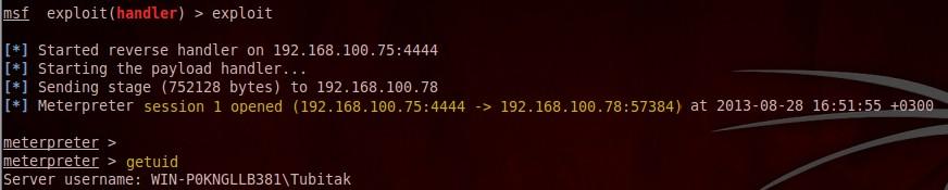 obtaining-meterpreter-session-on-windows-machine-by-exploiting-windows-update-via-linux-evilgrade-tool-and-linux-ettercap-tool-27