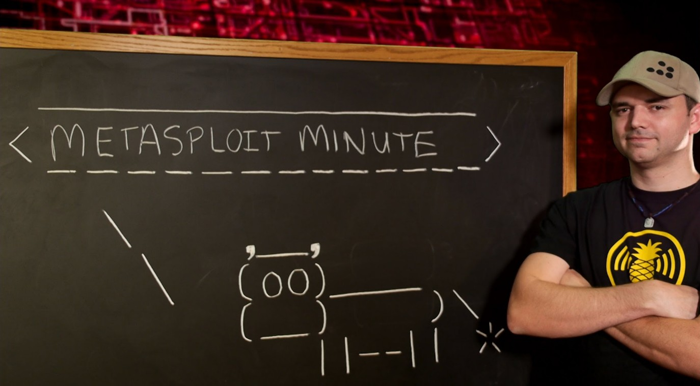 Metasploit Minute