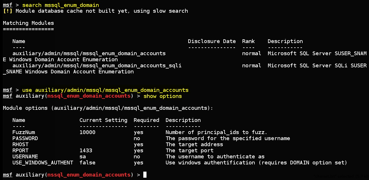 enumarating-application-users-of-ms-sql-database-by-using-msf-mssql-enum-domain-accounts-auxiliary-module-01